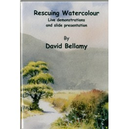 Rescuing Watercolours DVD