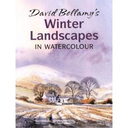 Winter Landscapes in Watercolour Book