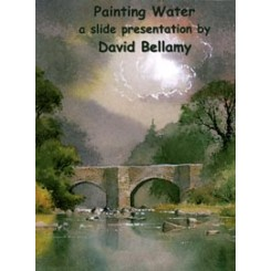DVD 'Painting Water' slide presentation