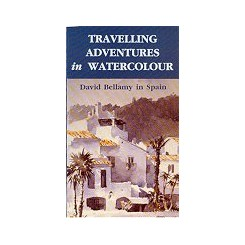 Travelling Adventures in Watercolour Video/DVD