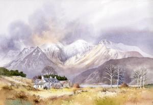 Beinn Eighe & Loch Coulin