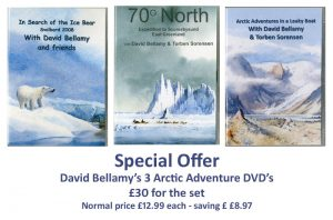 arctic dvd's 6 copy