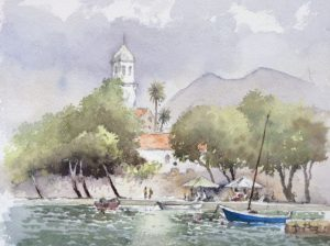 cavtat-harbour