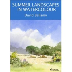 Summer Landscapes In Watercolour