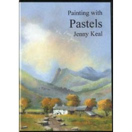 Painting With Pastels DVD by Jenny Keal