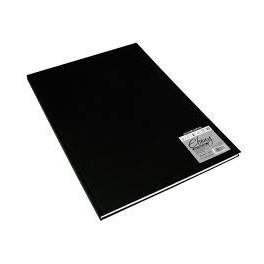 A4 Daler Rowney Ebony Hardback Sketchbook