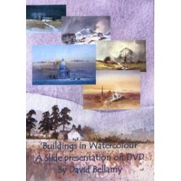 DVD 'Buildings in Watercolour' Slide Presentation