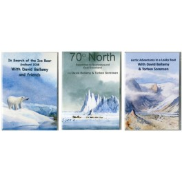 Special Offer - 3 Arctic Expedition DVD's for £30