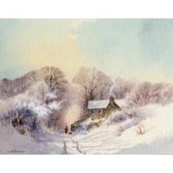 Christmas Card - Llandoddies