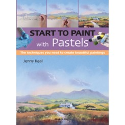 Painting with Pastels Book by Jenny Keal