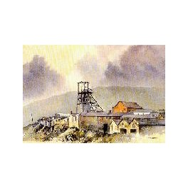 Big Pit Card (Pack of 4)