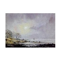 River Cleddau Card (Pack of 4)