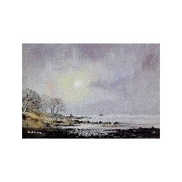 River Cleddau Card (Pack of 4)