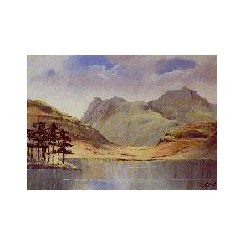 Langdale Pike Card (Pack of 4)
