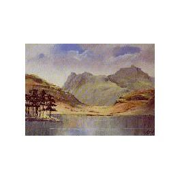 Langdale Pike Card (Pack of 4)