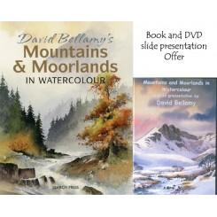 Special Offer Mountain & Moorlands Book & DVD slide Offer