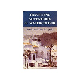 Travelling Adventures in Watercolour DVD
