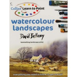 Learn to Paint Watercolour Landscapes Book