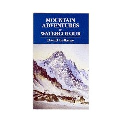 Mountain Adventures in Watercolour Video/DVD